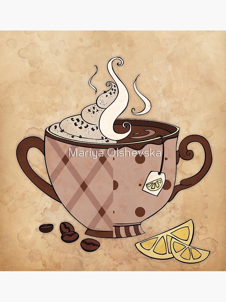 Coffee or Tea? by OzureFlame