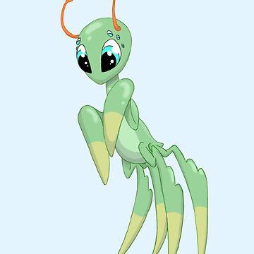 Mantis by Elfsongs