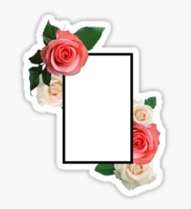 The 1975 Roses  Sticker