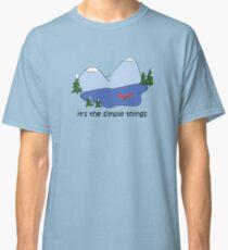 Simple Things - Canoe Classic T-Shirt