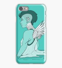 Modern Avenger Angel Hawk - Mohawk Nasty Woman iPhone Case/Skin