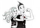 Tough-Guy Tattoos by Mariya Olshevska