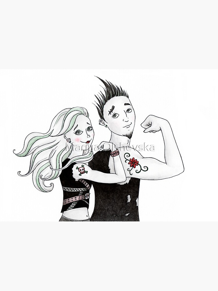 Tough-Guy Tattoos by OzureFlame
