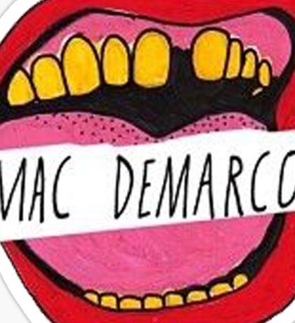 DeMarco cover Sticker