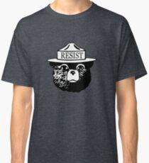 Smokey resist national park tee shirt Classic T-Shirt