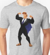 Hercules in a Suit T-Shirt