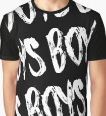Boys Boys Boys Graphic T-Shirt