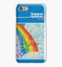 ROCKIN' THE TRAPPER KEEPER iPhone Case/Skin