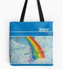 ROCKIN' THE TRAPPER KEEPER Tote Bag