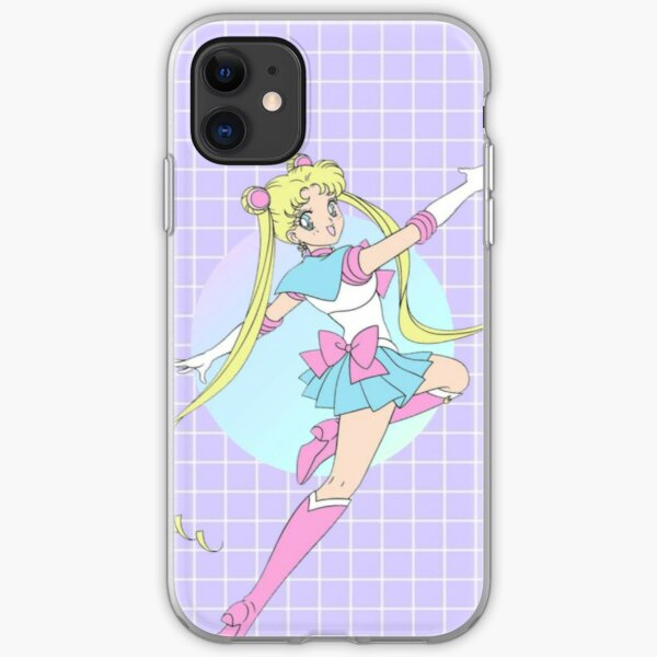 Sailor Moon Aesthetic  iPhone Soft Case