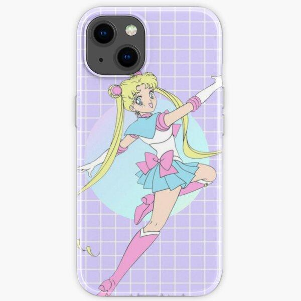 Sailor Moon Ästhetik iPhone Flexible Hülle