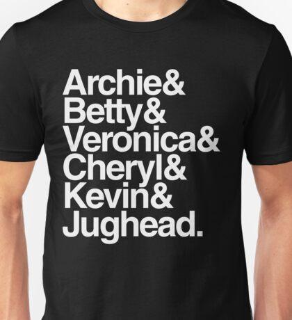 Riverdale (characters) Unisex T-Shirt