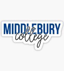 Middlebury College - Style 13 Sticker