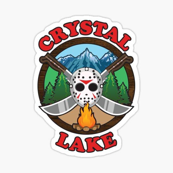 Crystal Lake - Cloud Nine Edition Sticker