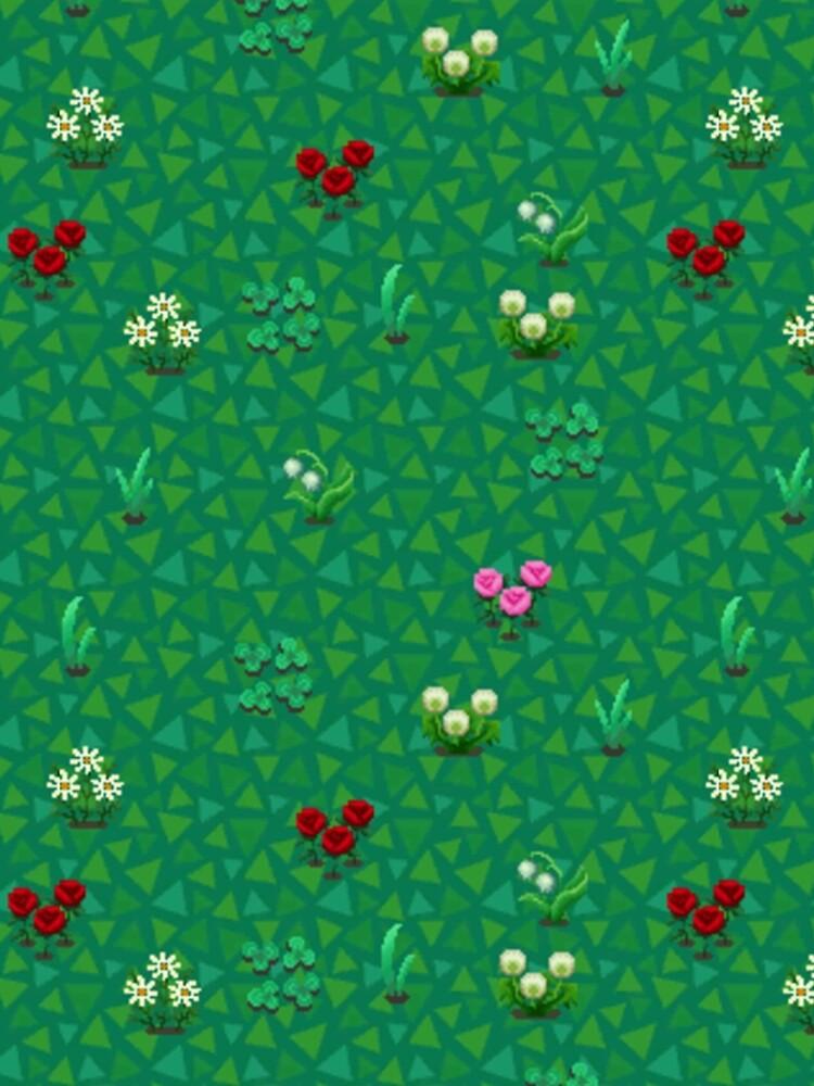 Animal Crossing Pixel by arealprincess