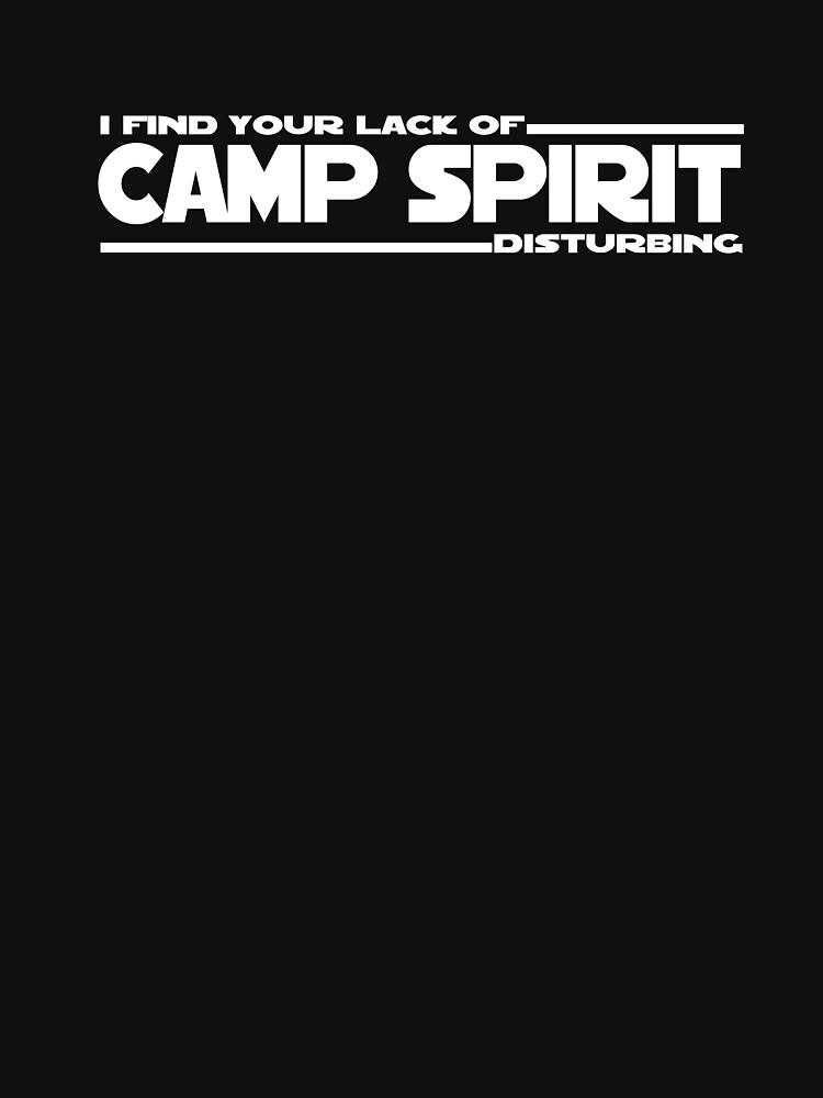 Camp Spirit (white font) by recreationpros
