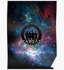 Stargate Galaxy Poster