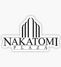 Nakatomi Plaza - Die Hard Sticker
