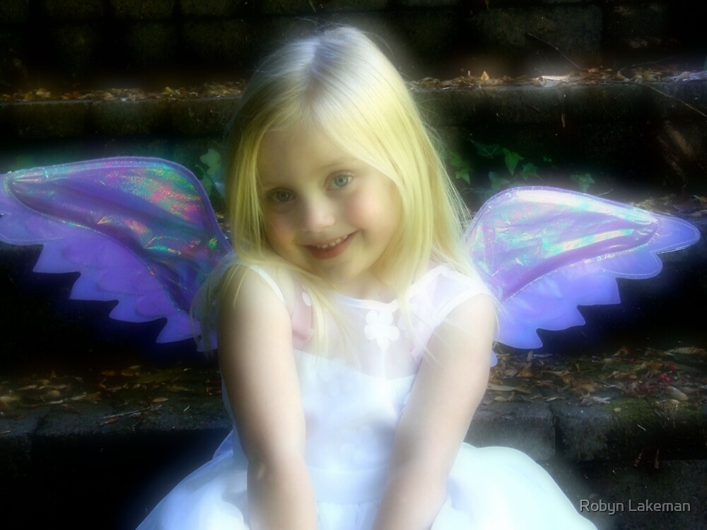 Angel Chelsea by Robyn Lakeman