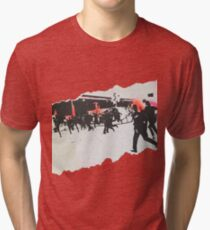 The Clash  Tri-blend T-Shirt