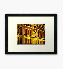 Fairway Framed Print