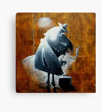 The Snitch Canvas Print