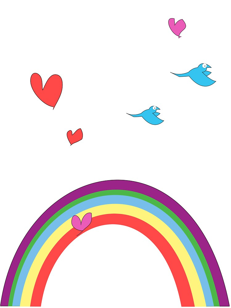 Love Birds by Lydia