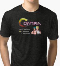 Contra Title Tri-blend T-Shirt