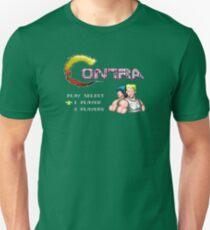 Contra Title Unisex T-Shirt