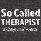 So Called Therapist for Dark Backgrounds by AndreeDesign