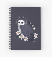 Cuaderno de espiral Familiar - Hollín Búho