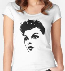 Judy Live At Carnagie Hall Women's Fitted Scoop T-Shirt