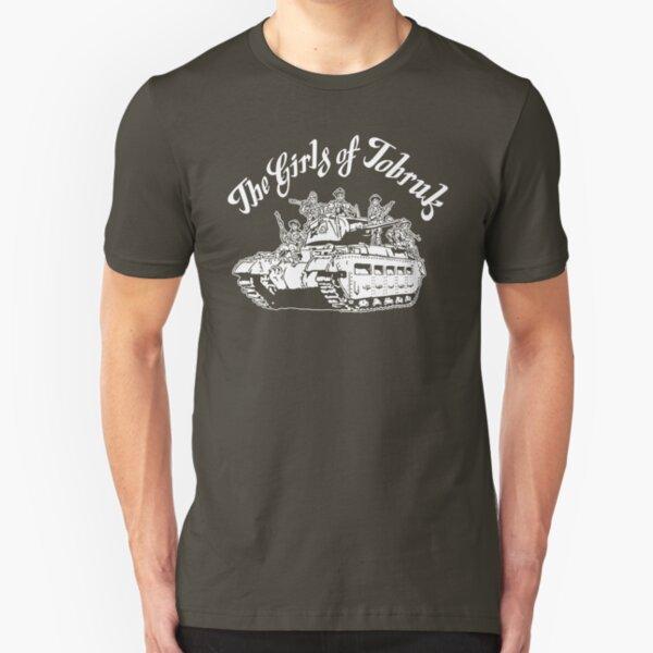 The Girls of Tobruk Slim Fit T-Shirt