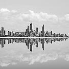 Gold Coast Skyline by PhotosbyCris