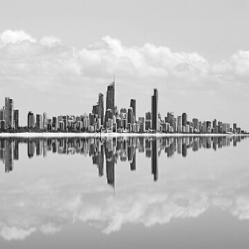 Gold Coast Skyline by PhotosbyCris