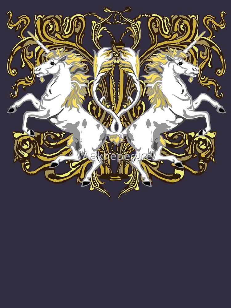 Imperial Unicorns II by Aakheperure