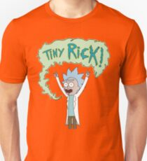 Tiny Rick, Rick And Morty Unisex T-Shirt