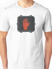Stop and Talk to the Hand Unisex T-Shirt