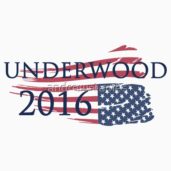 TShirtGifter presents: Campaign Underwood 2016 | Unisex T-Shirt