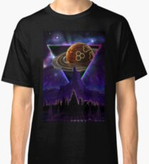 Summon the Future - Synthwave Blade Runner Future Classic T-Shirt