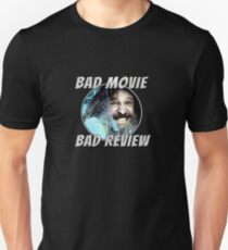 Bad Movie - Bad Review, Official T-Shirt T-Shirt
