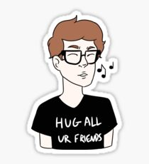 Cavetown Sticker