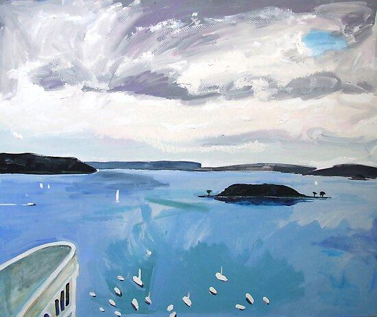 Clarke Island by John Douglas