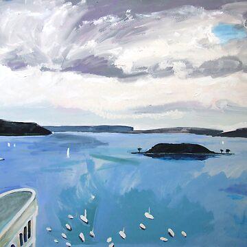 Clarke Island by JohnDouglas
