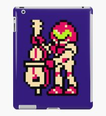 Metroid Musician from Tetris iPad Case/Skin