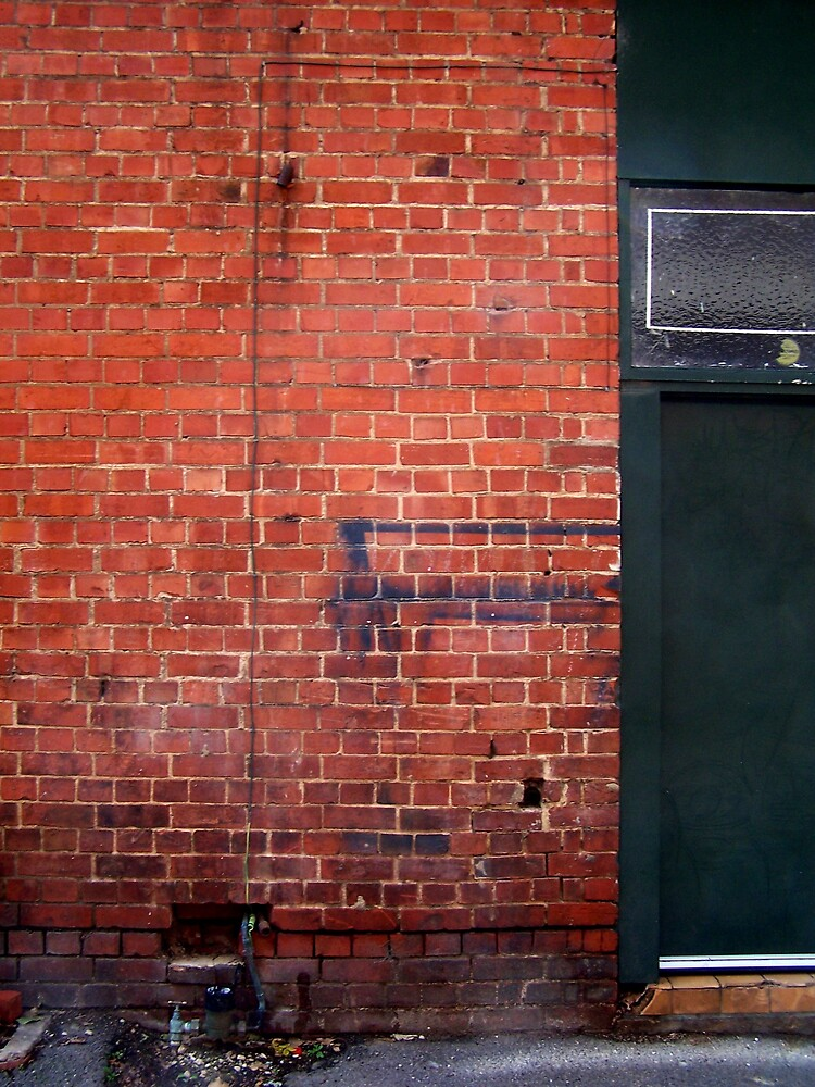 Red Wall by Princessbren2006
