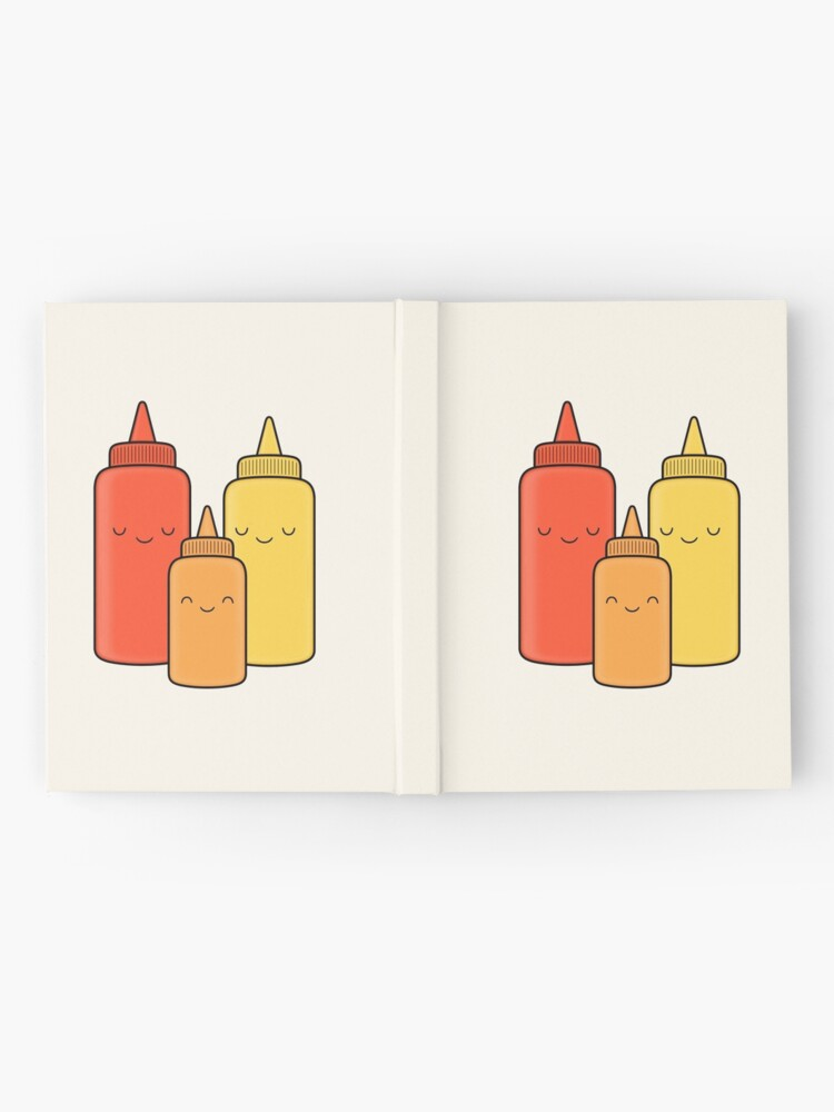 Alternate view of Ketchup & Mustard Baby Hardcover Journal