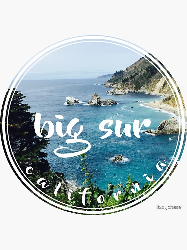 Big Sur Kalifornien von lizzychase