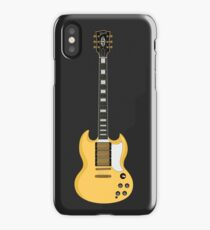 SG Guitar iPhone Case/Skin