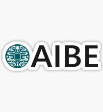 AIBE Summit - Artificial Intelligence in Business & Entrepreneurship Sticker